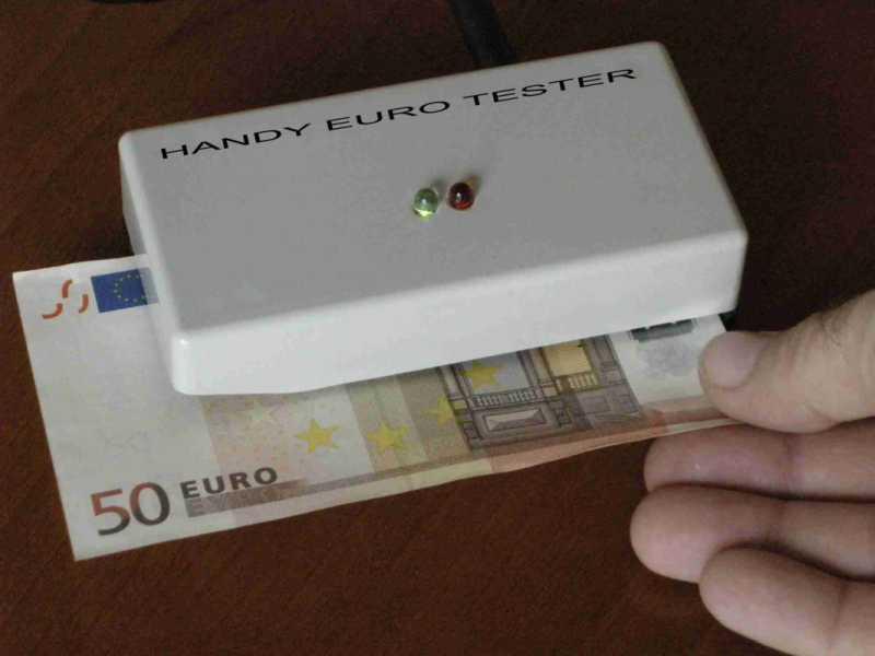 handy EURO TESTER