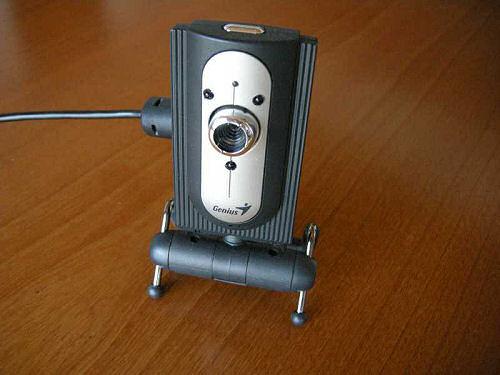 IR web kamera Genius Slim